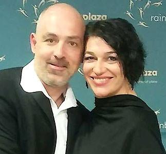 Christo Tochkov et Vesela Valtchinova-Tochkova