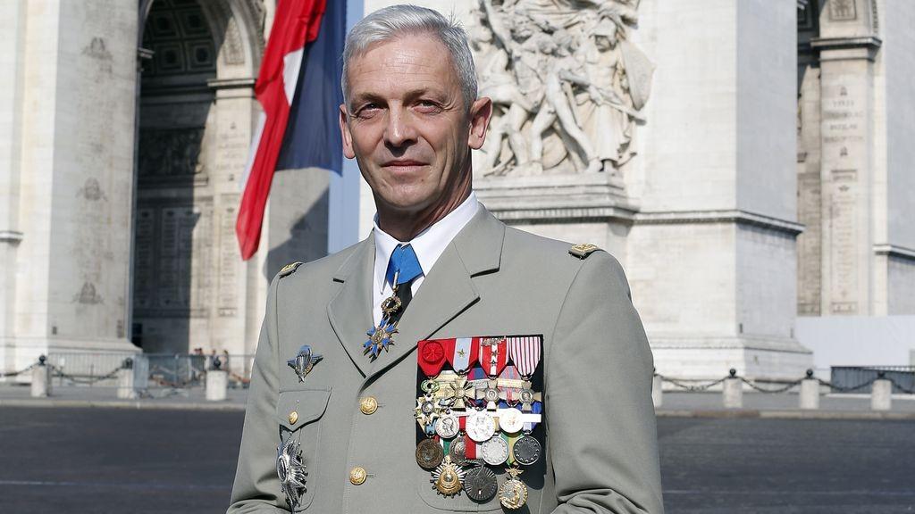 Военен №1 на Франция заяви днес, че силите му са