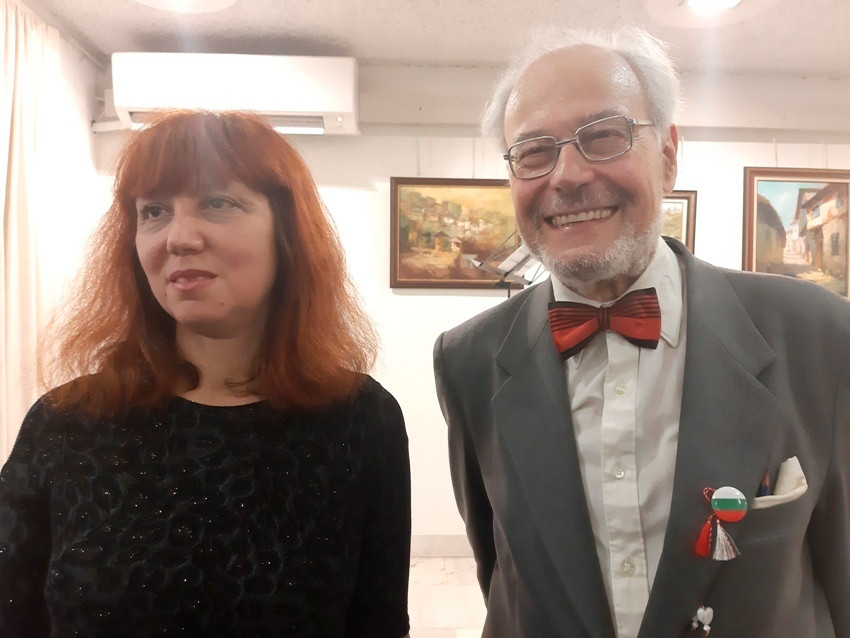 Зорница и Йосиф Радионови