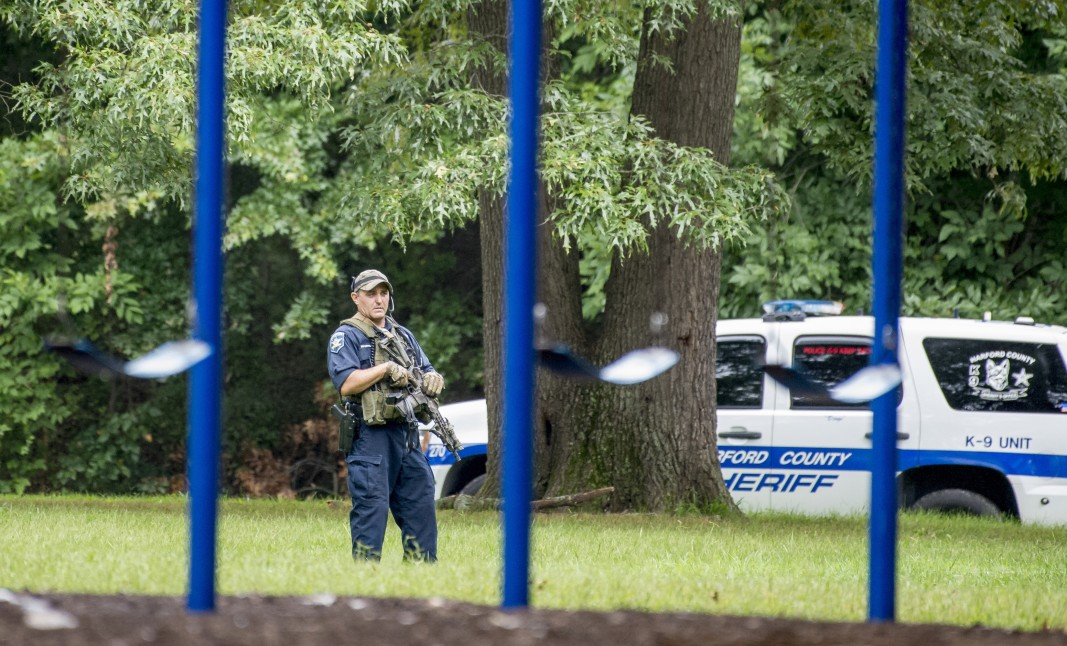 Няколко души бяха убити при стрелба в окръг Харфорд, в