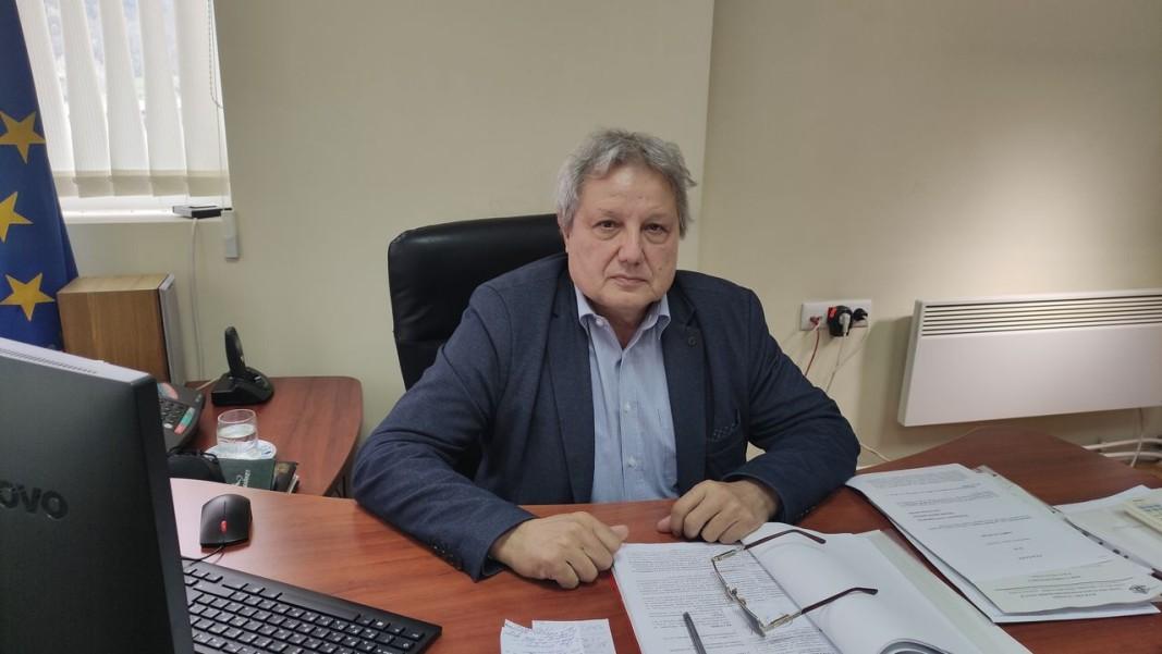 Никола Костадинов, директор на териториалната дирекция на Държавния резерв във Велико Търново