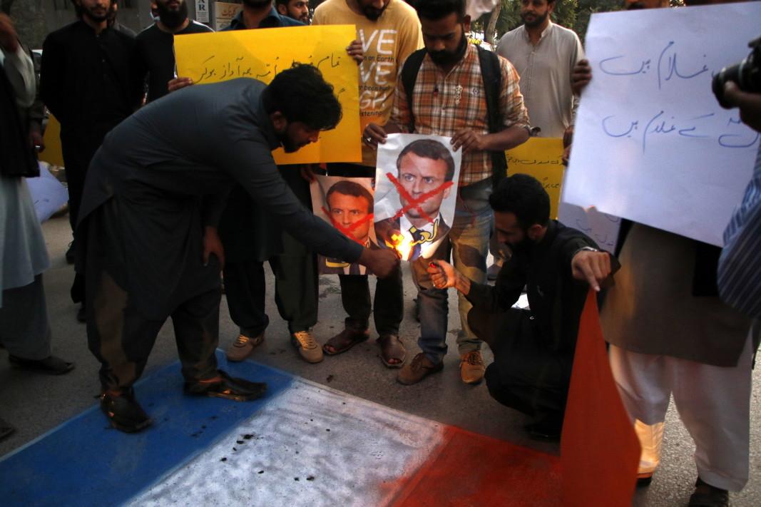Исламабад, Пакистан - 27 октомври 2020 г.