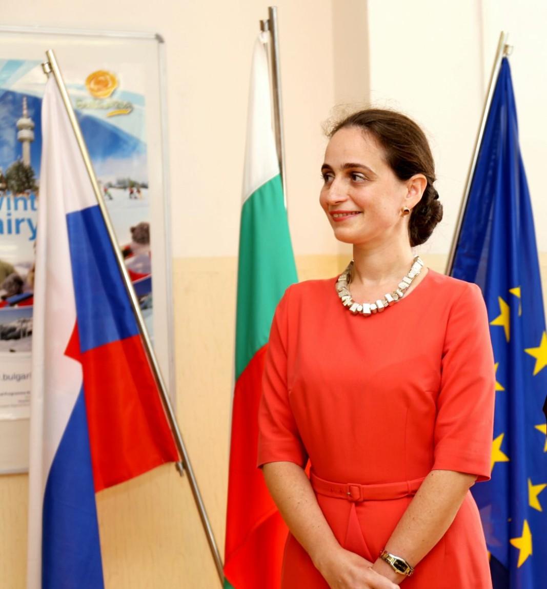 Йорданка Чобанова
