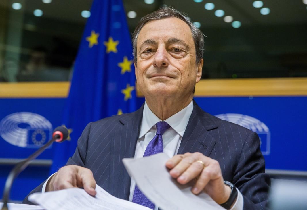 Във вторник президентът на Европейската централна банка Марио Драги призова
