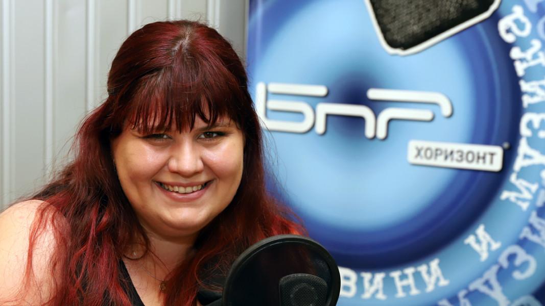 Юлия Андонова  Снимка: БНР