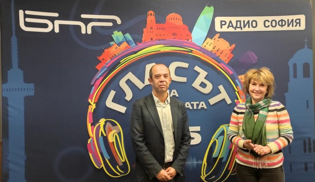 Калоян Кирилов и Кристина Крънчева