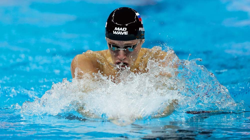 Снимка: Руснак счупи световния рекорд на 200 м бруст
