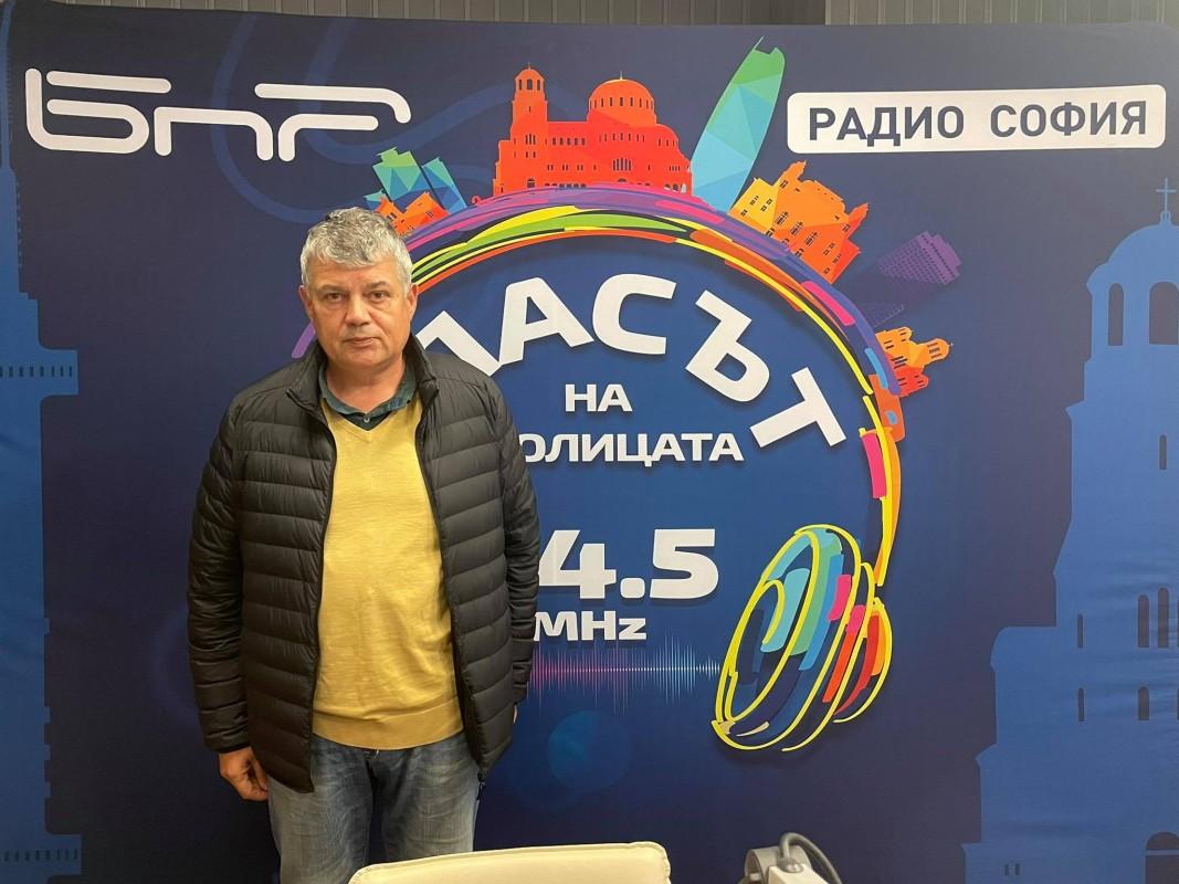 Петко Стайнов - внук