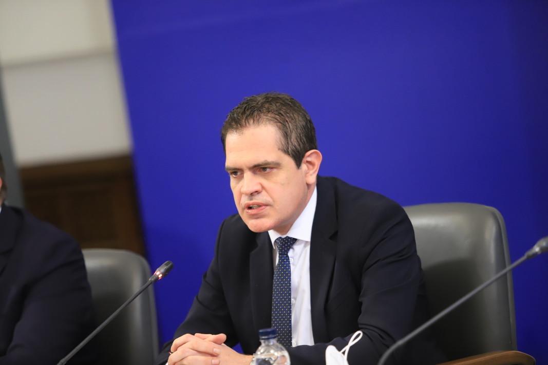 Bakan Lıçezar Borisov