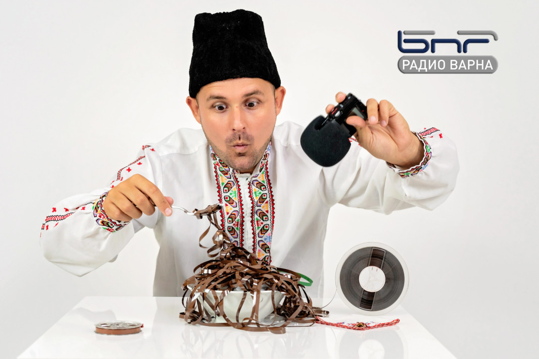 Крис Неделчев - водещ на