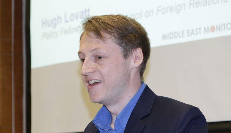 Хю Ловат от Европейския съвет за външна политика