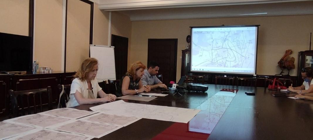 Проект на нова схема на градския транспорт в Добрич   Снимка: Мая Щърбанова