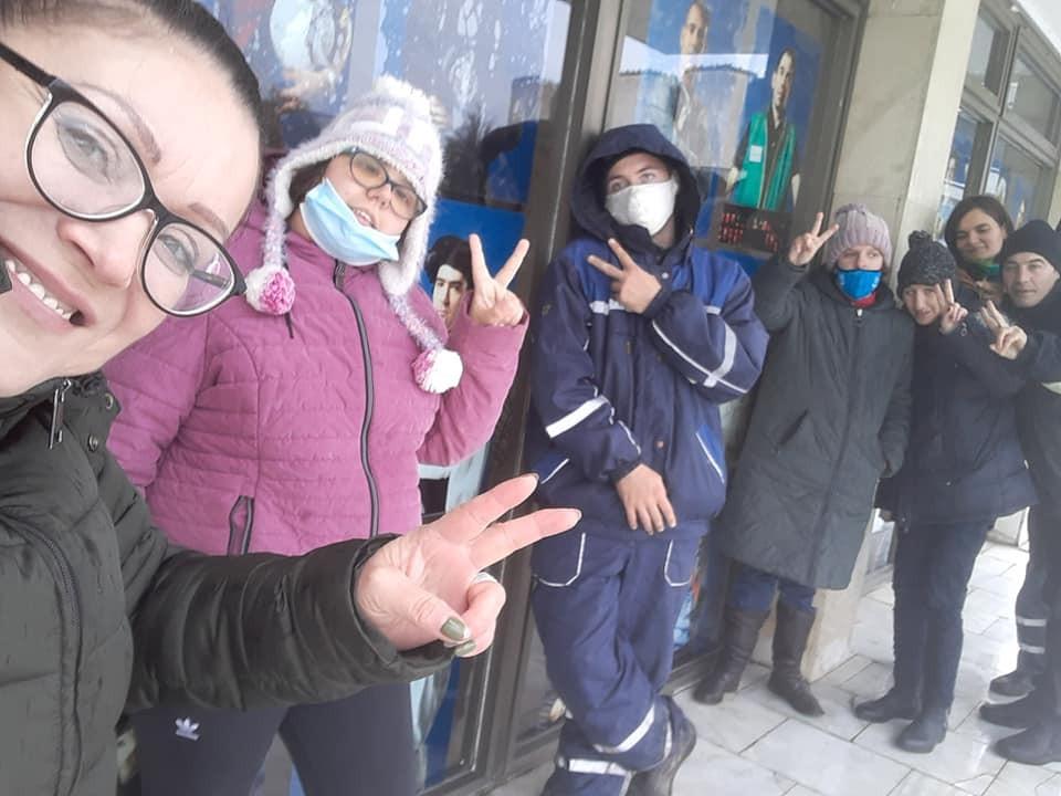 """""""Чудната градина"""" е първото социално предприятие в гр. Добрич, в което работят младежи с интелектуални затруднения Снимка: Фейсбук"""