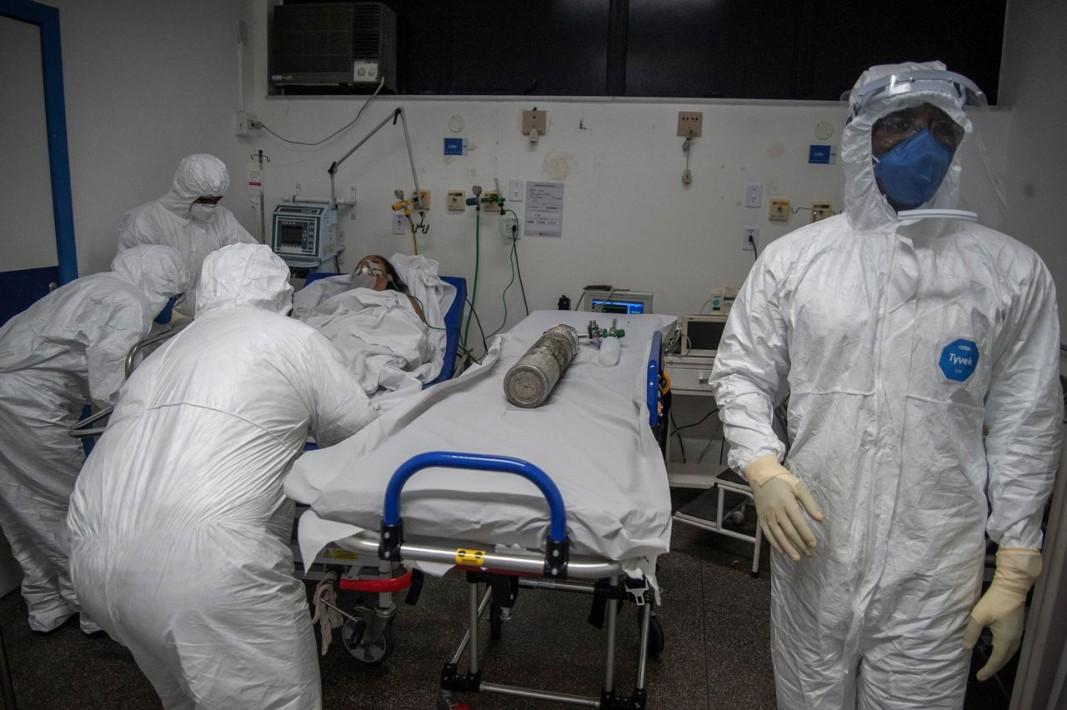 Пациентите под 40 години през март са били 52,2% от всички, които са се нуждаели от грижи в интензивни отделения заради коронавируса
