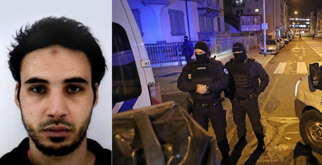 """Снимка: """"Ислямска държава"""" обяви, че нападателят от Страсбург е бил неин боец, но не даде доказателсва"""