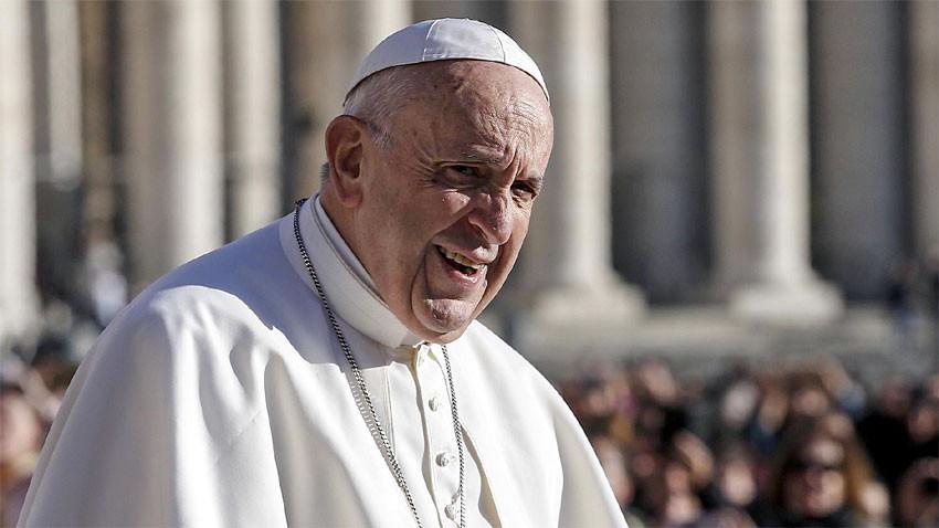 Снимка: Проф. Иван Желев: Визитата на Франциск е протоколна, но е добра възможност