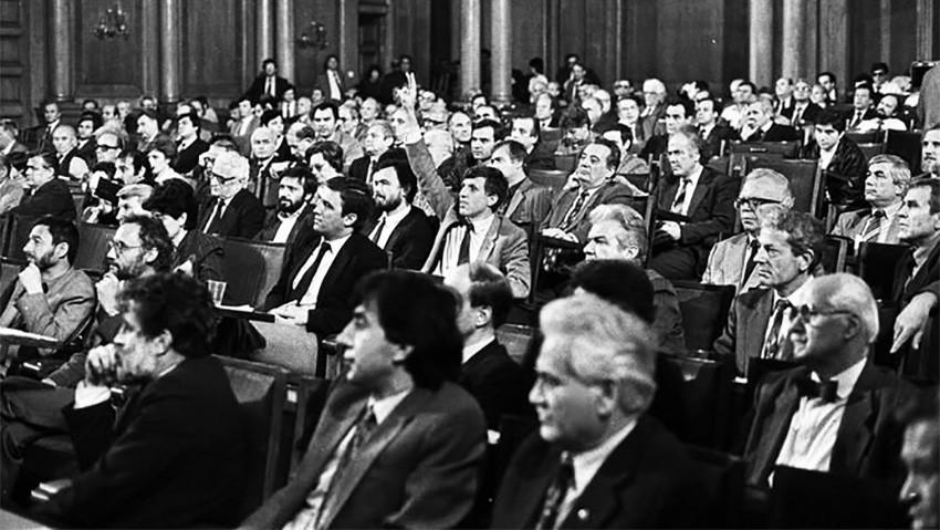 36. Volksversammlung, 1991