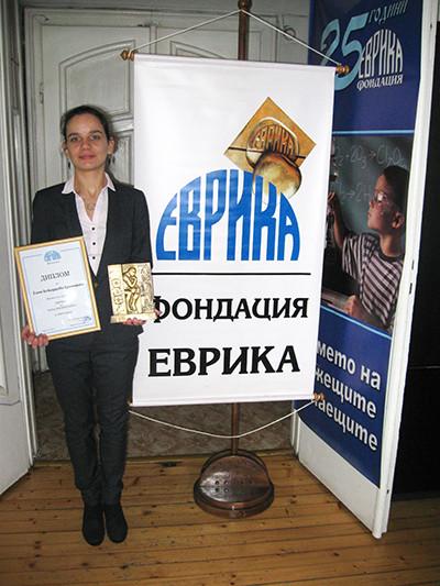Елена Кръчмарова