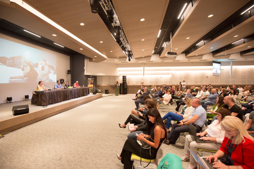 Зала Родопи на новия Конферентен център