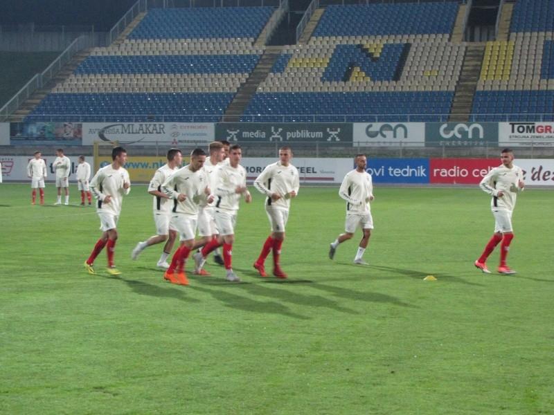 Младежкият национален отбор на България отстъпи с 0:1 на Люксембург