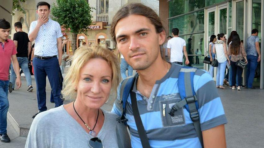 Rencontre inattendue dans la capitale azérie Bakou – avec la championne olympique de tir Maria Grozdéva