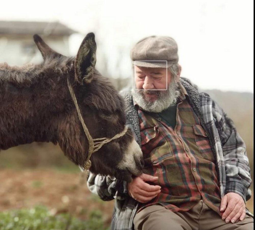 """Филмът """"Магаре"""" на режисьора Мартин Негрев     Снимка: личен архив"""