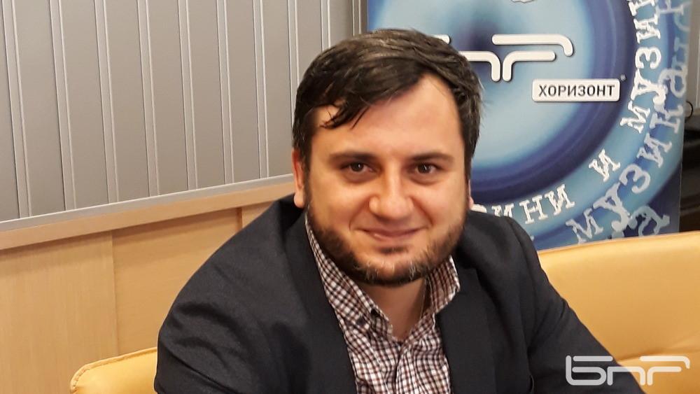 Георги Събев   Снимка: Борислава Борисова