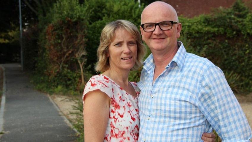 Richard dhe Maria Kane