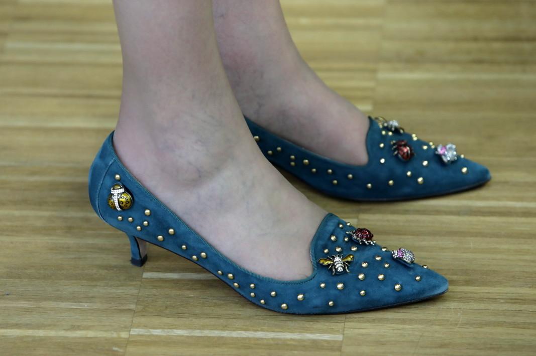 Обувките на Тереза Мей - 30 юни 2019 г., Брюксел
