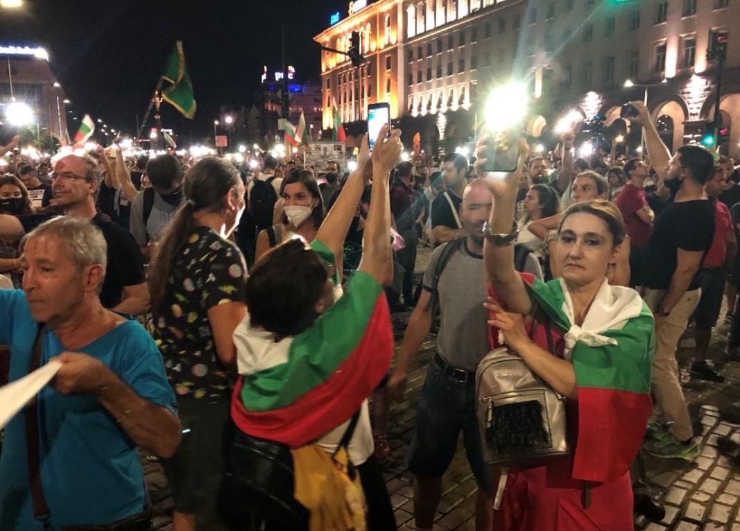"""""""Великото народно въстание 2"""" протече мирно и без инциденти"""