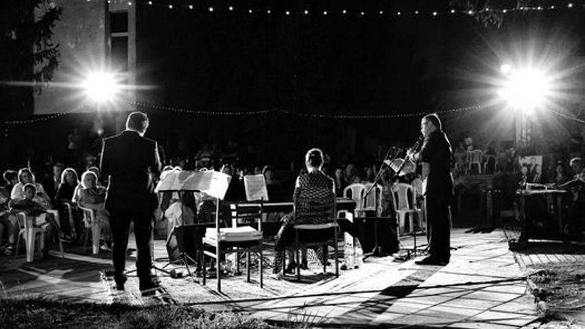 Concert of the Wladigeroff Trio in Veliki Preslav, 14 September, 2020