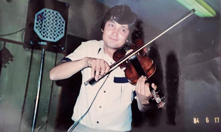 Георги Янев, 1984 г.