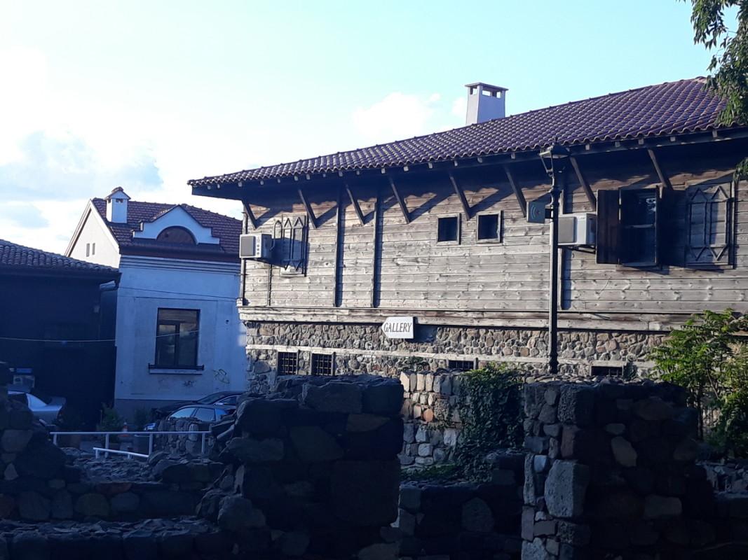 Емблематична къща в Созопол       Снимка: Славена Илиева