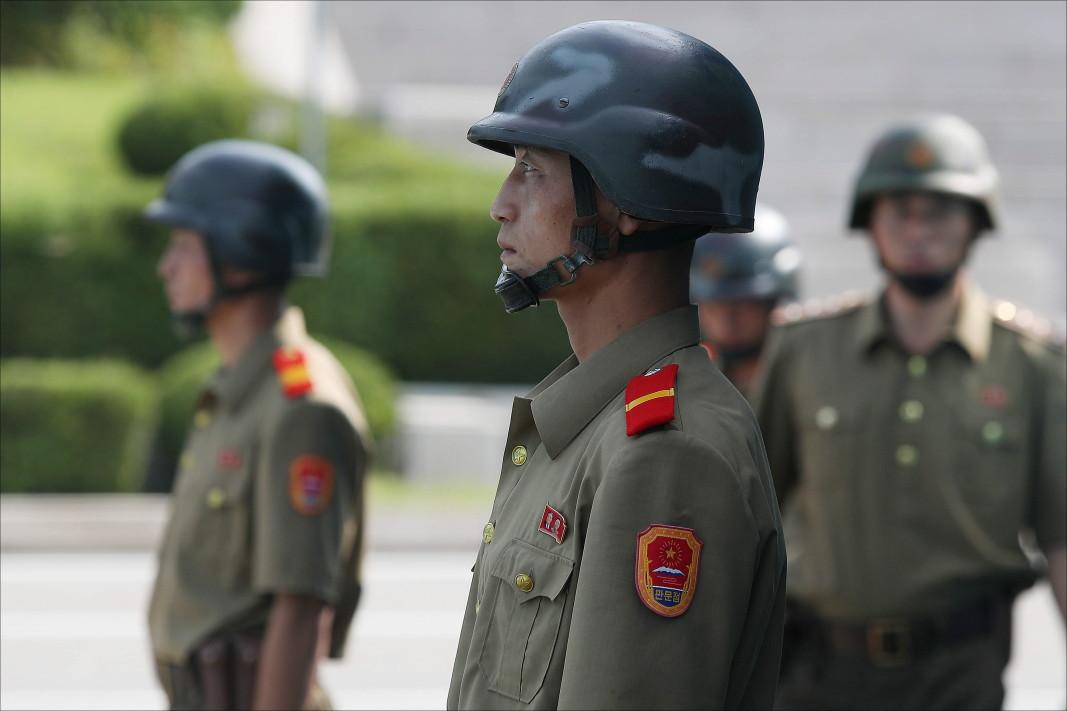 Северна Корея и Южна Корея започнаха да отстраняват мините в