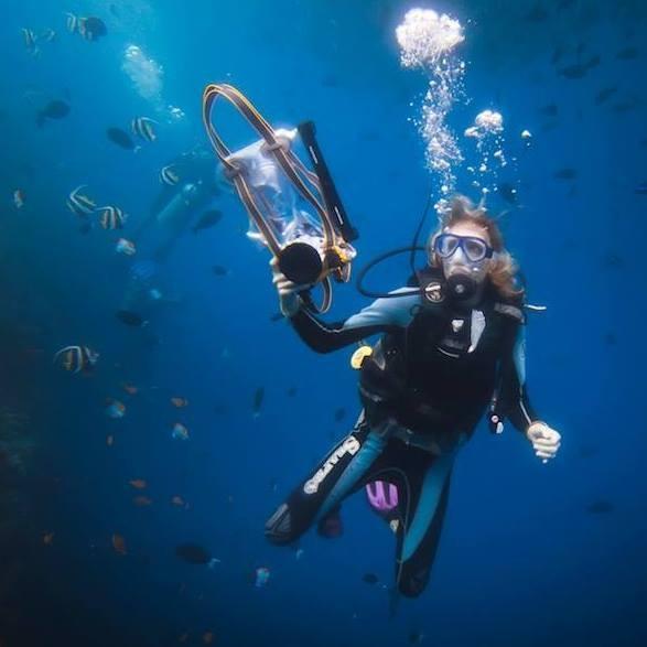 Снимки под водата
