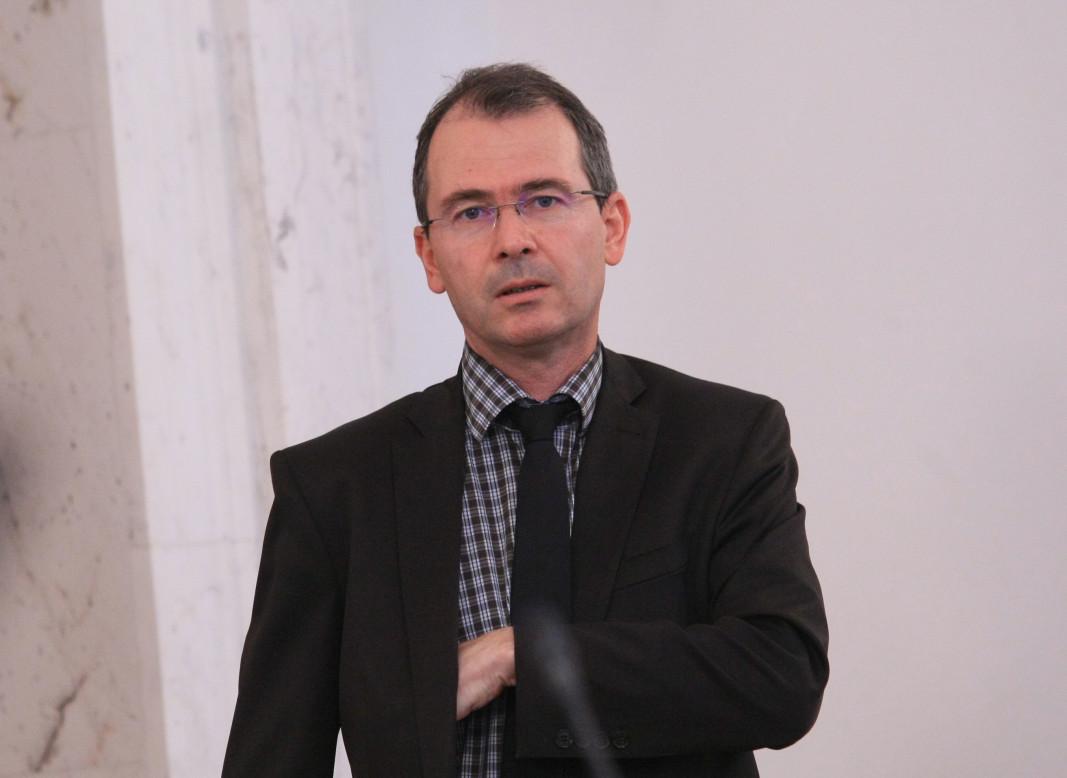Главен комисар Георги Арабаджиев