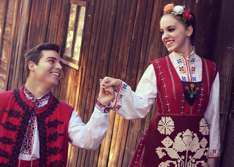 Стелиана Тенева и Християн Тодоров
