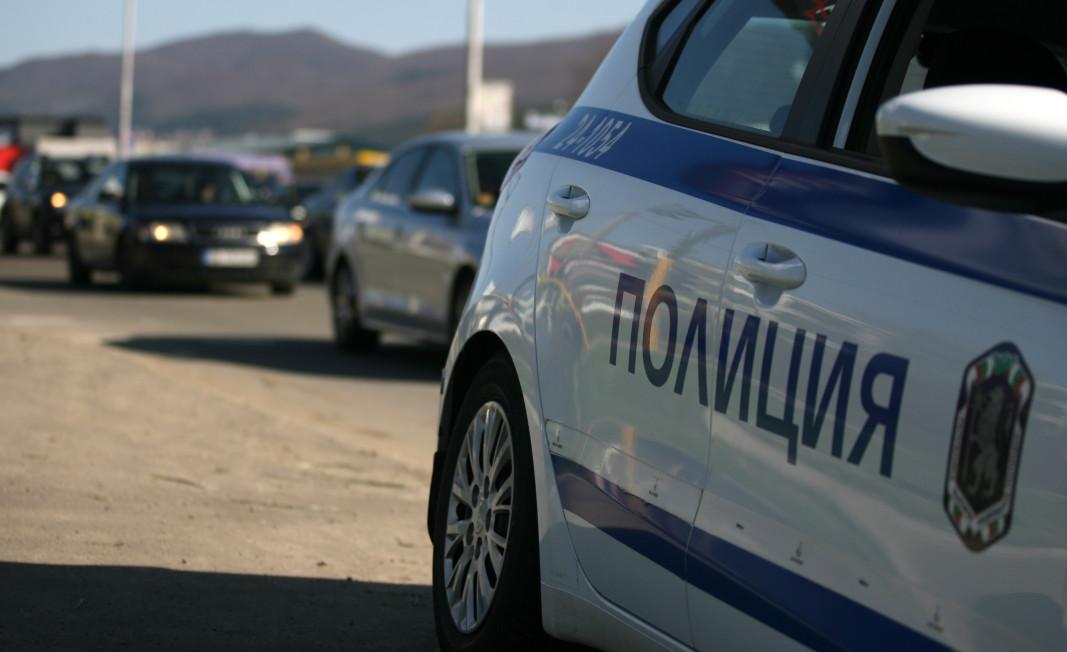 Полицейска операция срещу нелегалната миграция се провежда в момента на