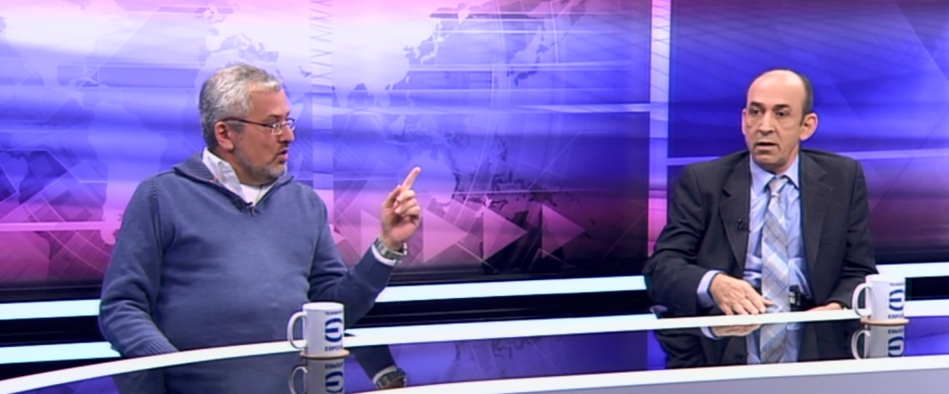 Давид Леви и Мохд Абуаси/Стопкадър, ТВ Европа