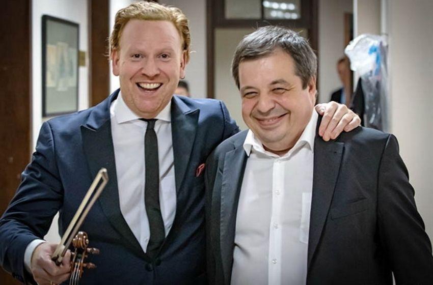Даниел Хоуп и Алексей Ботвинов