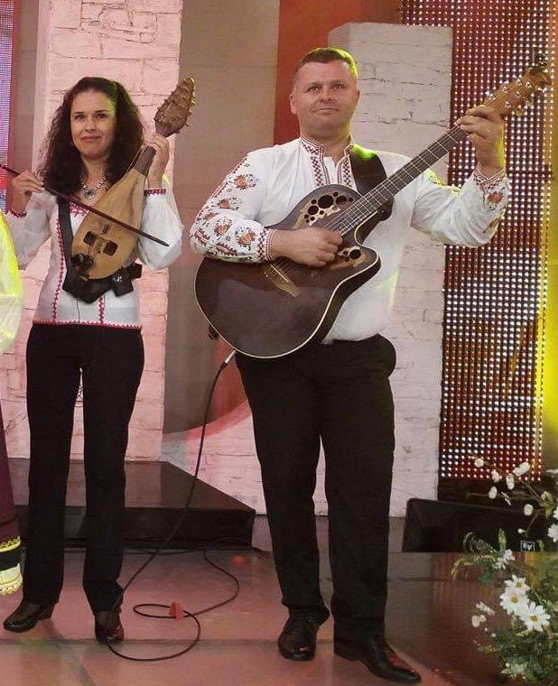 Виолета Петкова и Петър Миланов