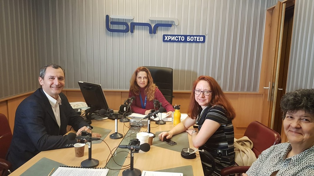 Михаил Околийски, Ива Дойчинова, Екатерина Велева и Илияна Николова