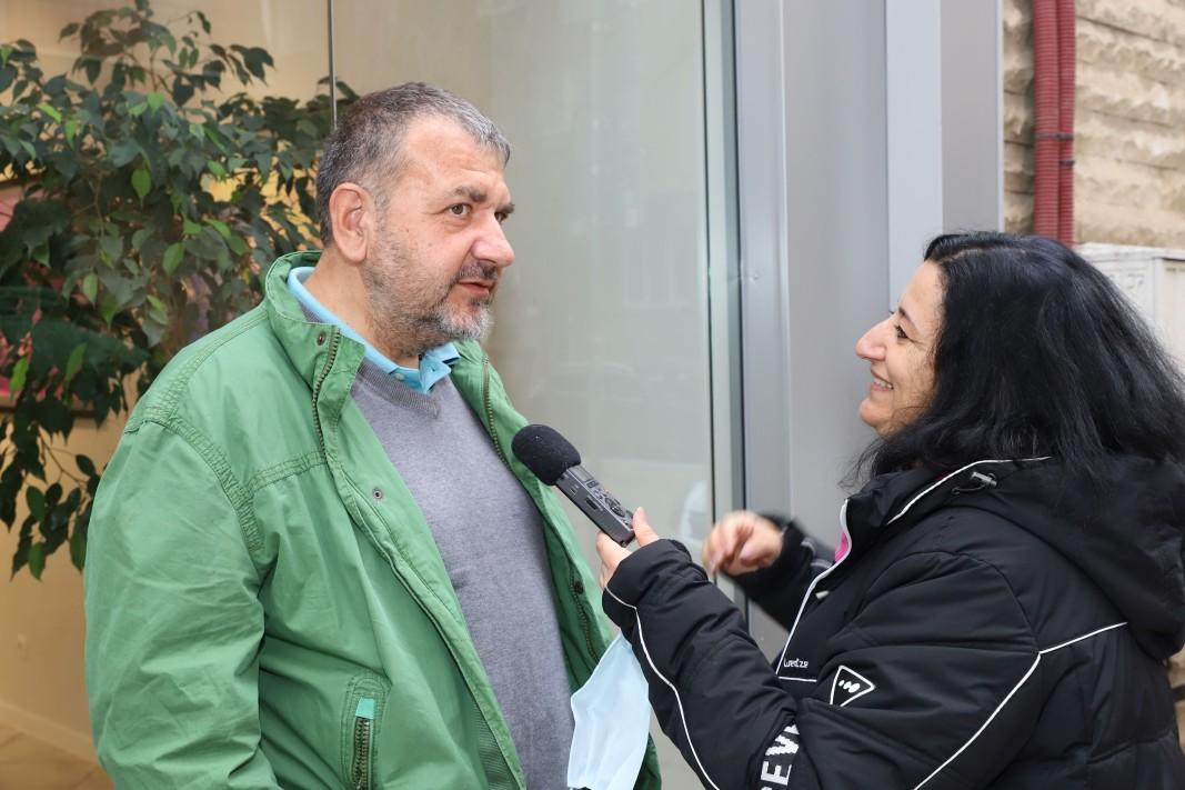 Георги Маринов и Евелина Стоянова