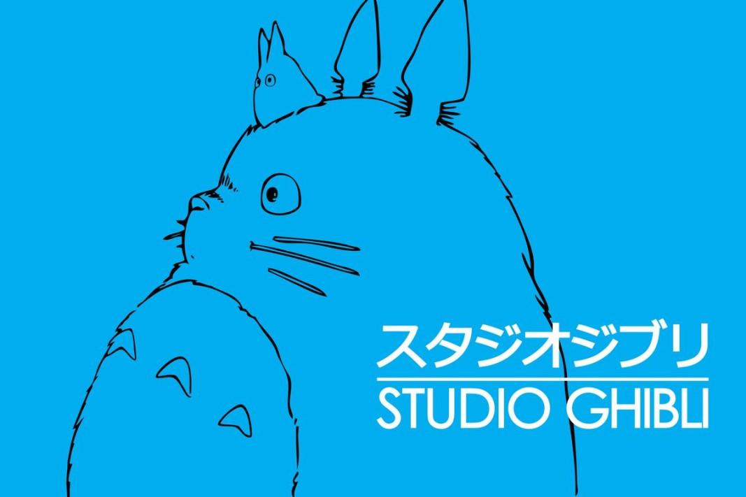 Героят Тоторо е част от официалното лого на студиото