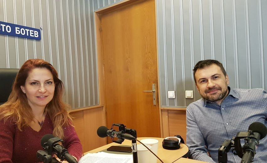 Ива Дойчинова и Павел Стоев