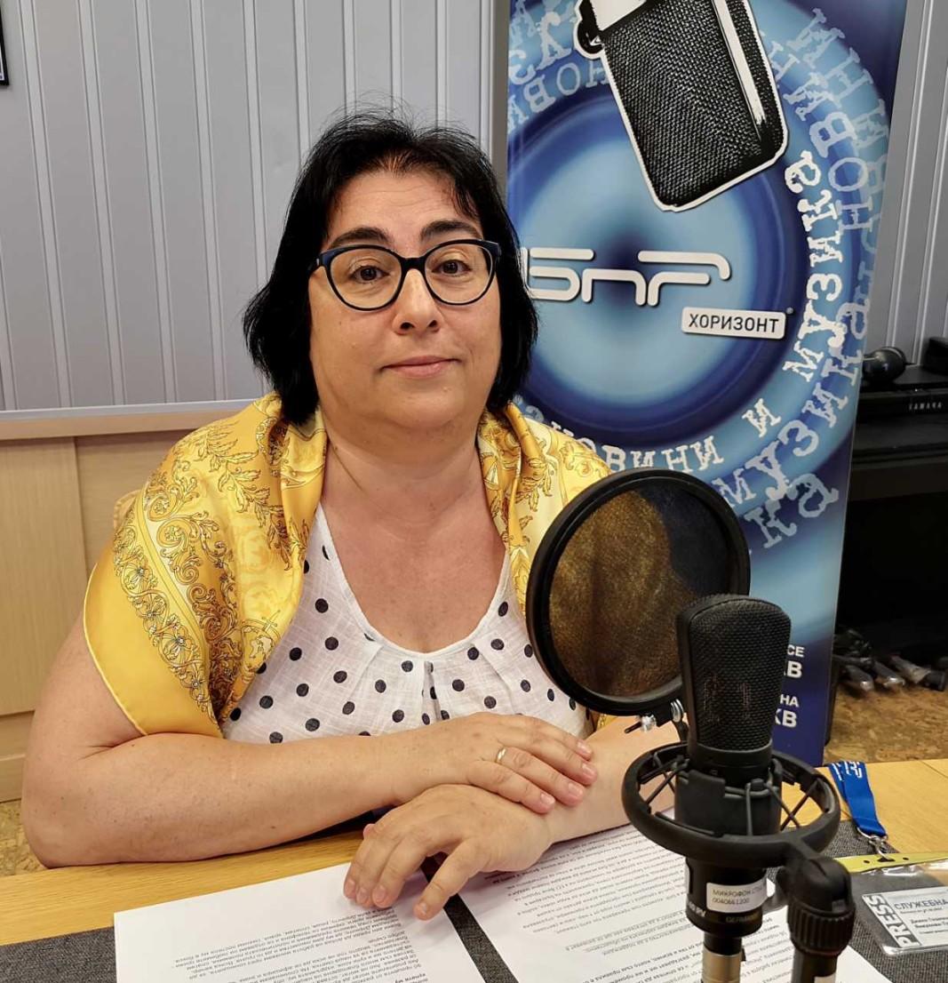 Диана Янкулова