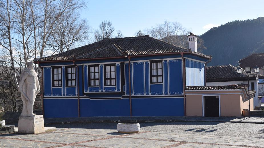 Павурджиевата къща