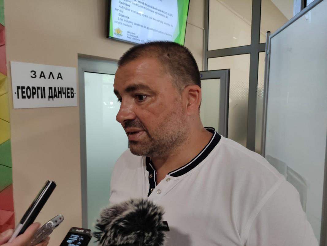 Христо Стоянов - председател на местната структура на БХРА