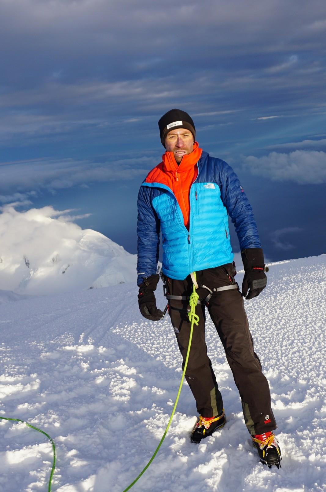 Голям иглен връх в Антарктида