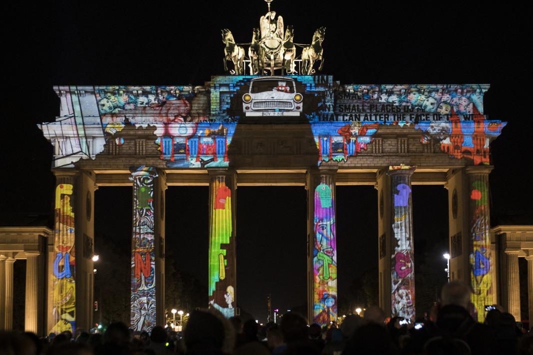 Между 5 и 14 октомври централната част на германската столица
